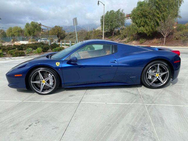 2013 Ferrari 458 Spider For Sale