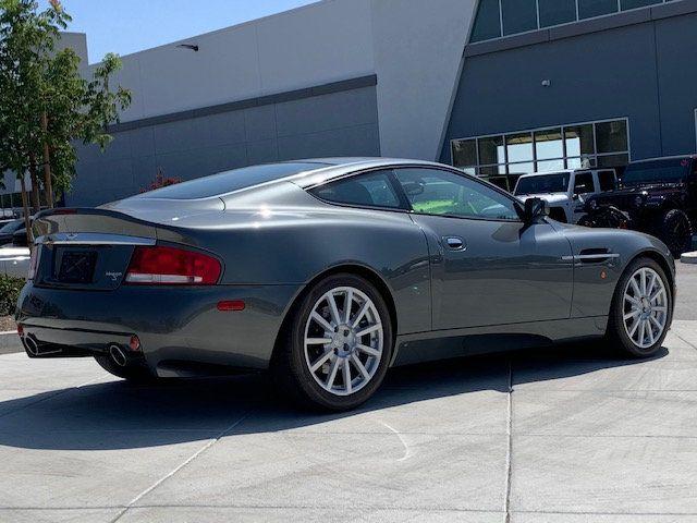 2005 Aston Martin Vanquish S For Sale
