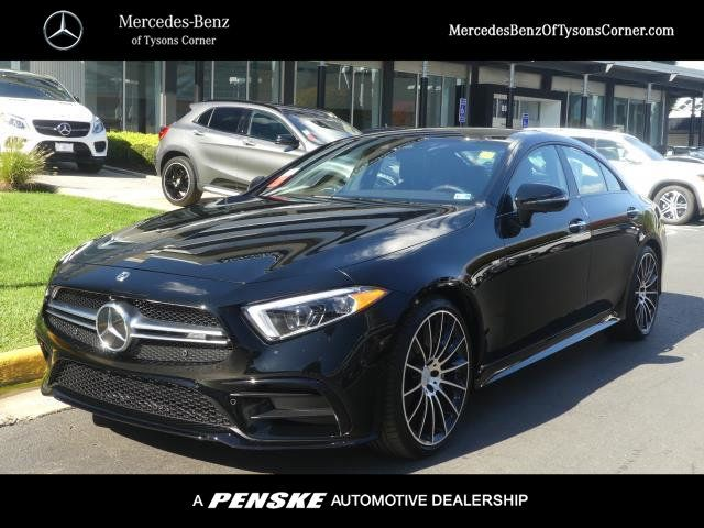 Pre-Owned 2019 Mercedes-Benz CLS CLS 53 AMG®