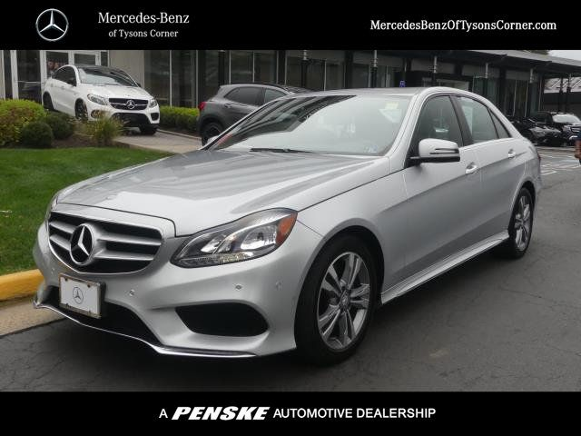 Pre-Owned 2014 Mercedes-Benz E-Class E 250 Sport