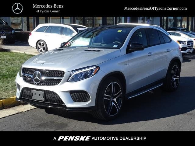 Pre-Owned 2019 Mercedes-Benz GLE AMG® GLE 43 4MATIC Coupe