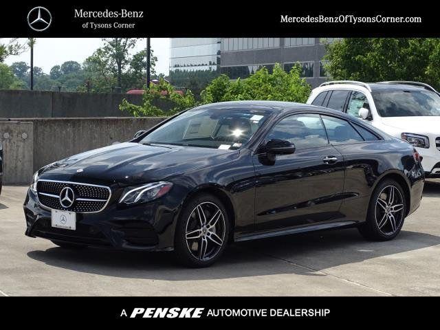 New 2020 Mercedes-Benz E-Class E 450 4MATIC® Coupe