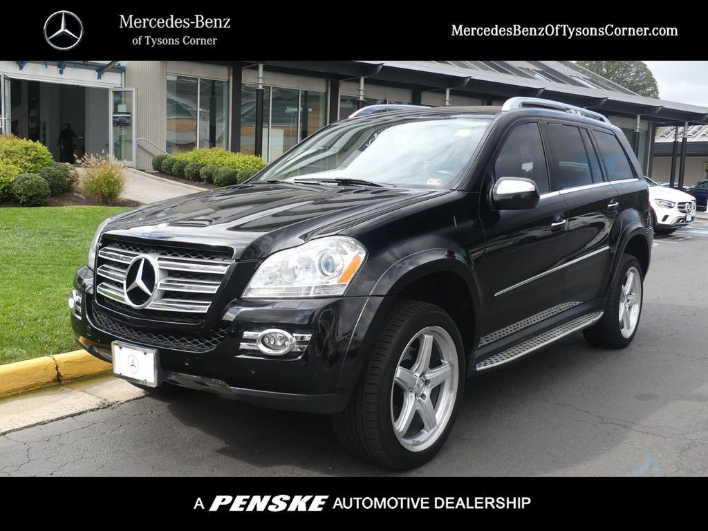 Pre-Owned 2009 Mercedes-Benz GL-Class GL 550