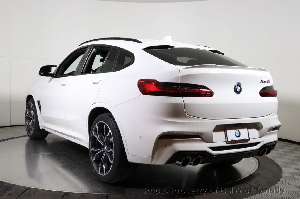 New 2020 BMW X4 M Sports Activity Vehicle
