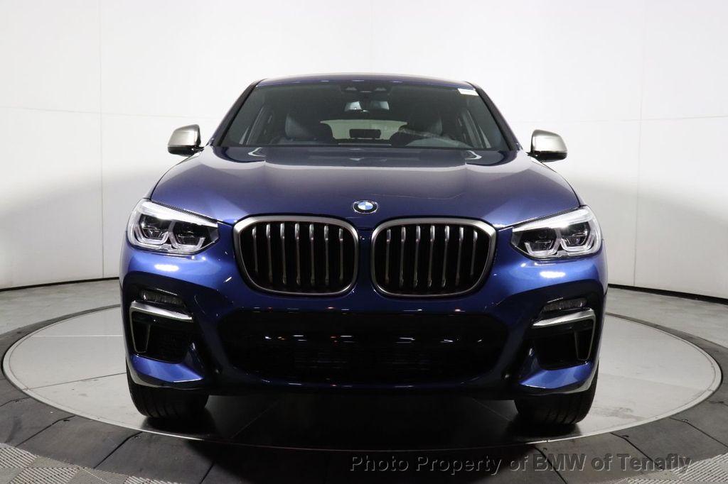 New 2020 BMW X4 M40i Sports Activity