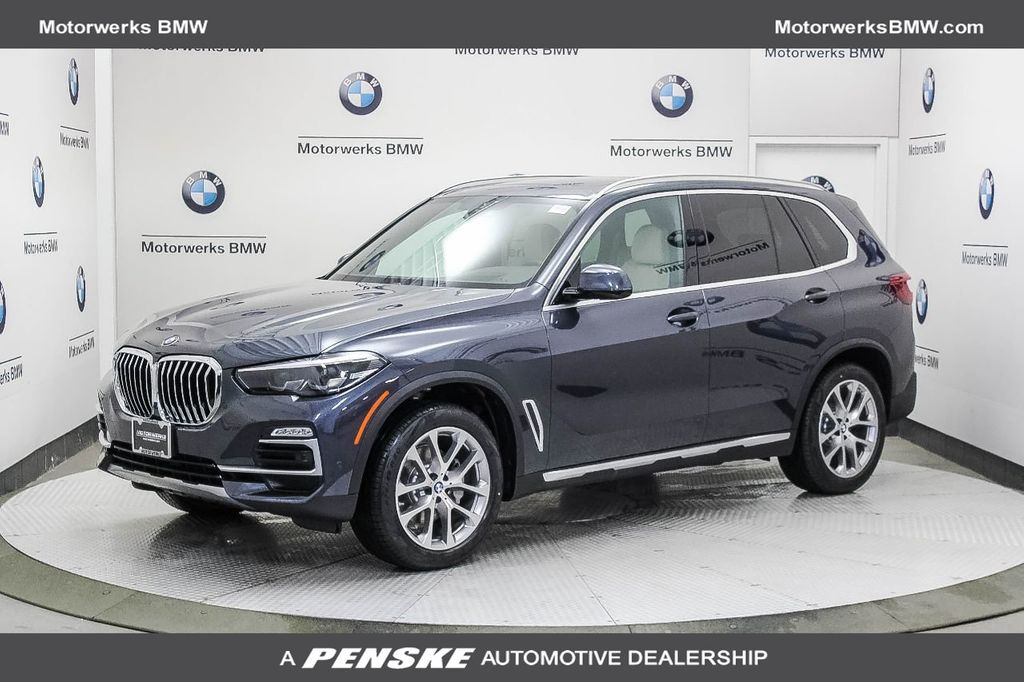 Certified Pre-Owned 2020 BMW X5 xDrive40i Sports Activity Vehicle