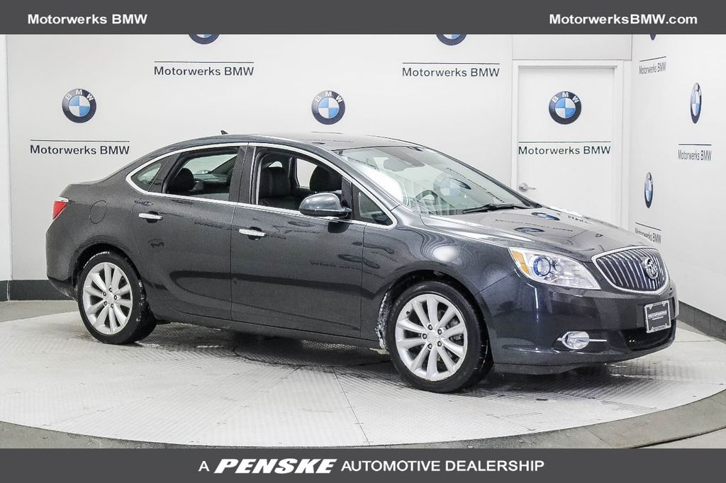 Pre-Owned 2014 Buick Verano 4dr Sedan Leather Group