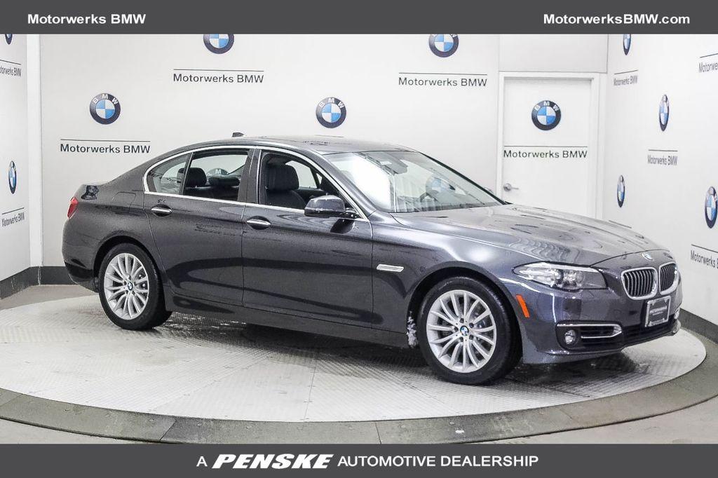 Pre-Owned 2015 BMW 5 Series 528i xDrive