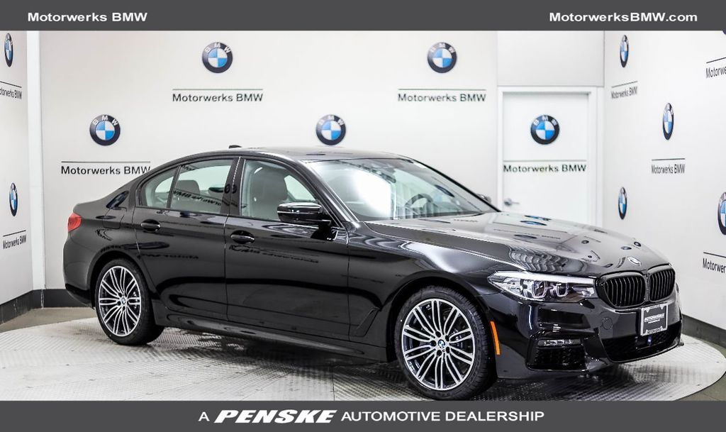 New 2020 BMW 5 Series 540i xDrive