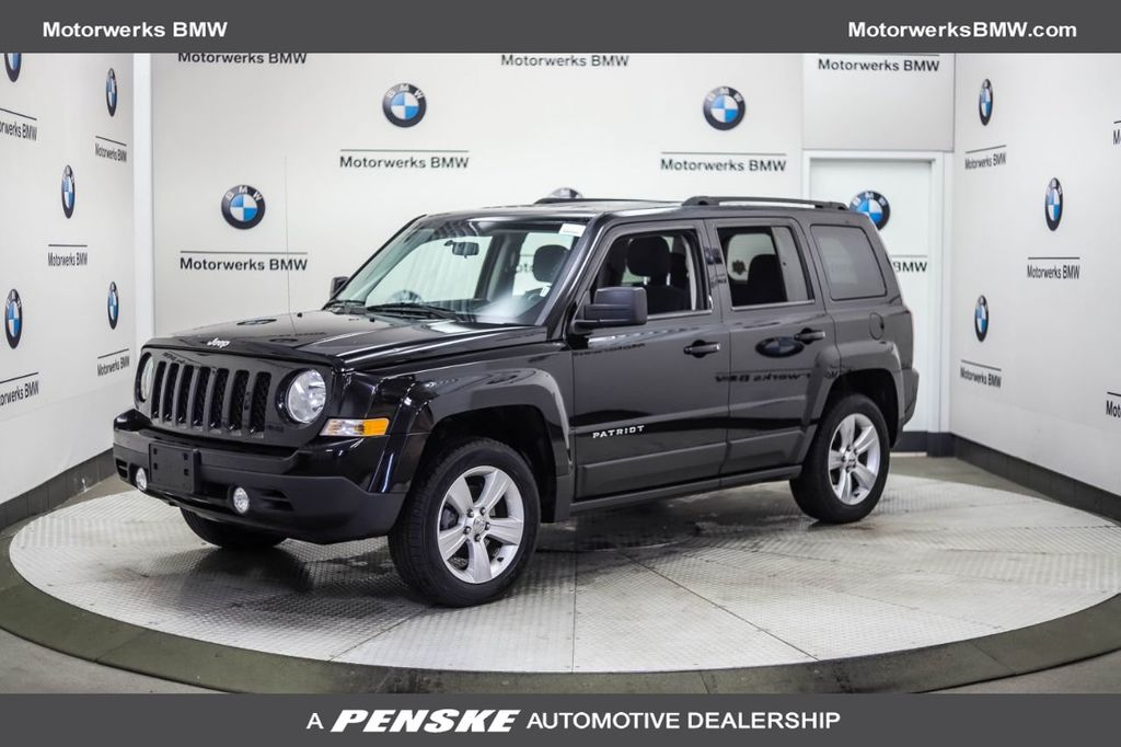 Pre-Owned 2014 Jeep Patriot 4WD 4dr Latitude