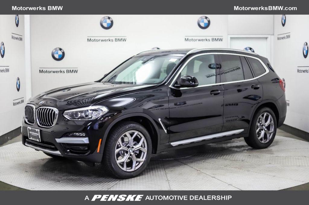 New 2021 BMW X3 Sports Activity Vehicle