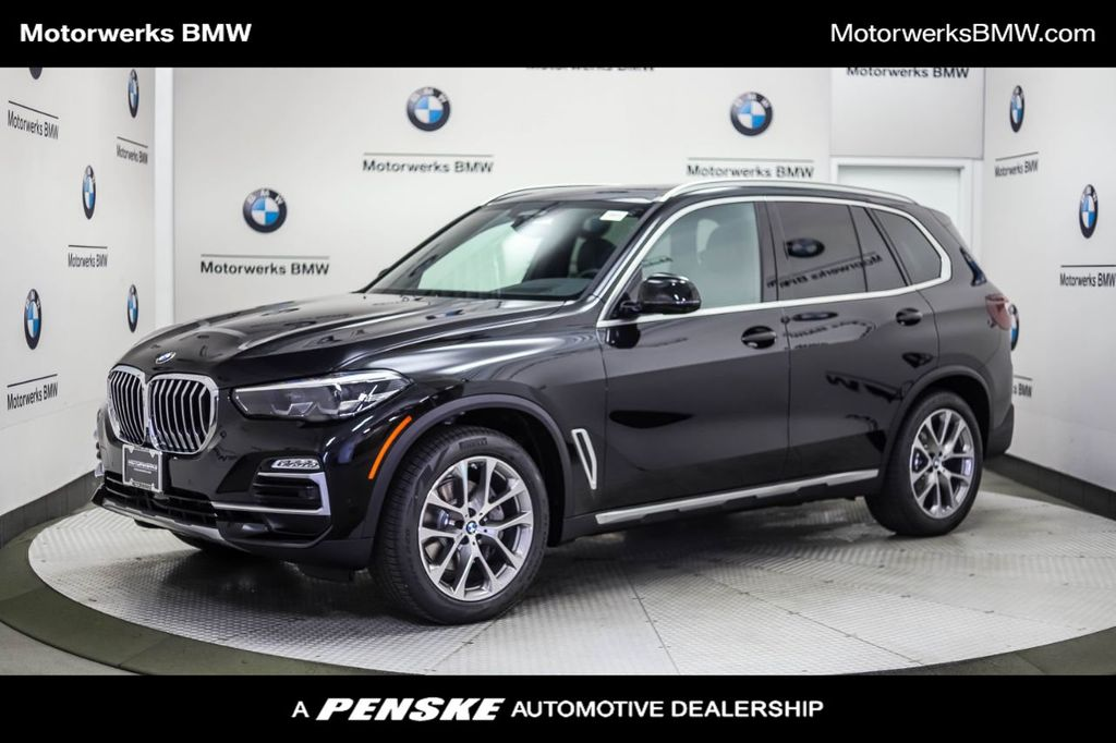 New 2021 BMW X5 SUV XDR40I