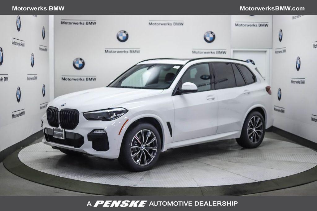 New 2021 BMW X5 xDrive40i Sports Activity Vehicle