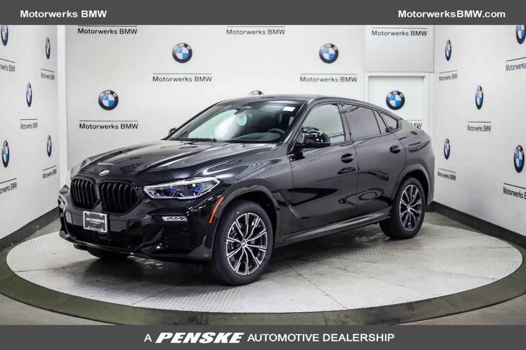 New 2021 BMW X6 xDrive40i Sports Activity