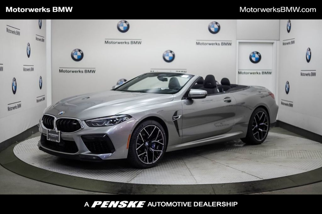 New 2020 BMW M8