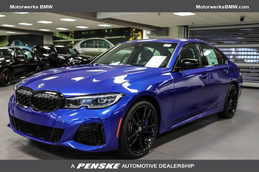 New 2021 BMW 3 Series M340i xDrive