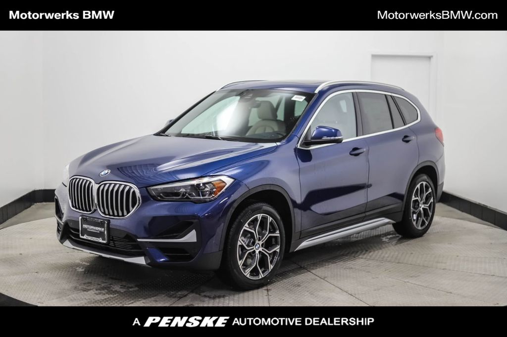 New 2021 BMW X1 xDrive28i Sports Activity Vehicle