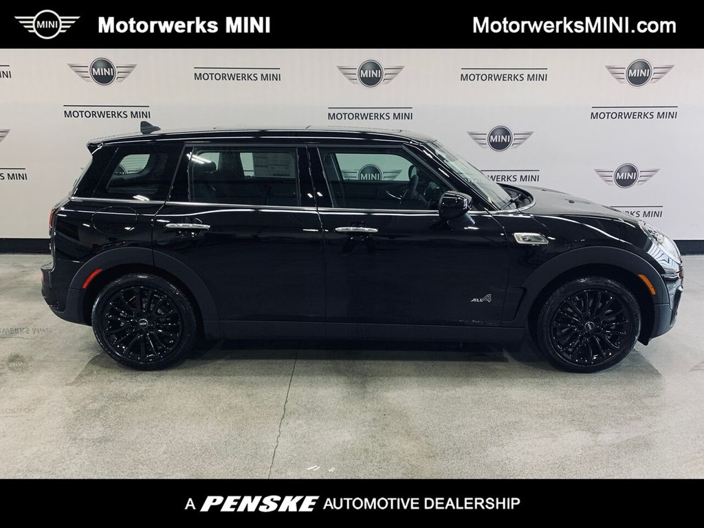 Pre-Owned 2020 MINI Cooper S Clubman ALL4