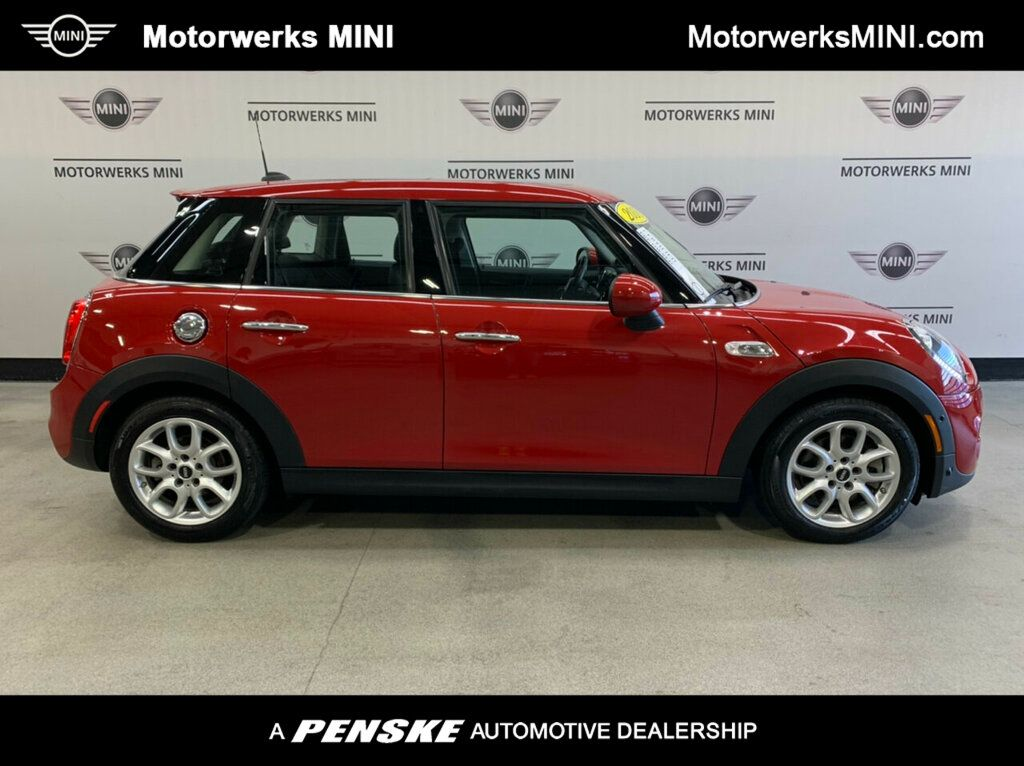 Certified Pre-Owned 2018 MINI Cooper S Hardtop 4 Door