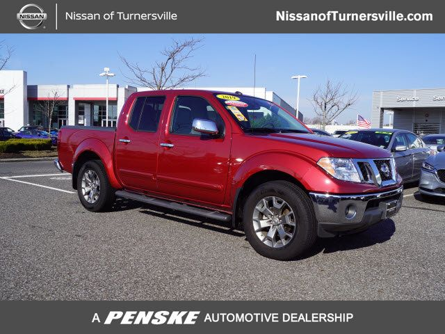 Certified Pre-Owned 2019 Nissan Frontier Crew Cab 4x4 SL Automatic