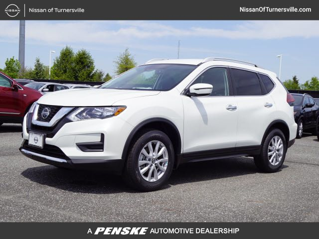 New 2020 Nissan Rogue AWD SV