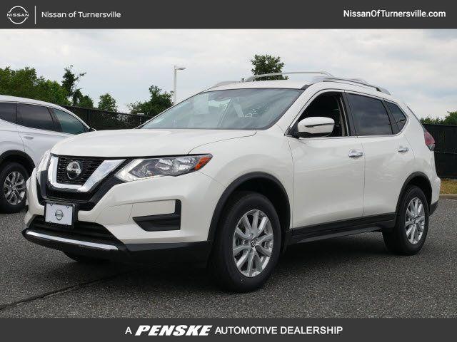 New 2020 Nissan Rogue AWD SV
