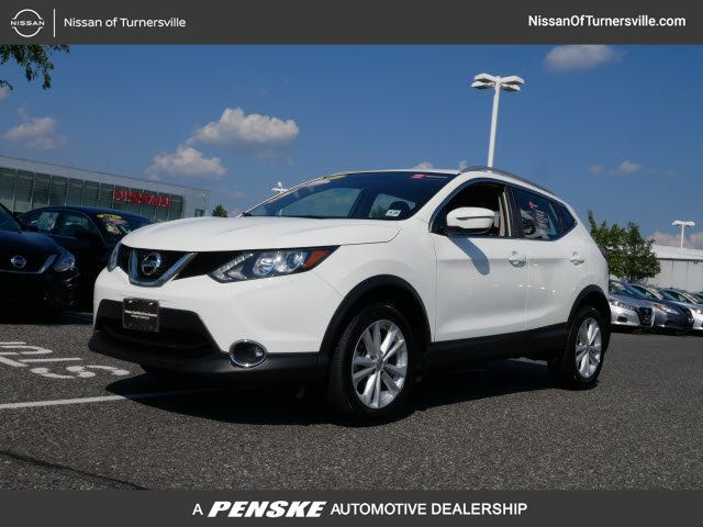 Certified Pre-Owned 2017 Nissan Rogue Sport AWD SV