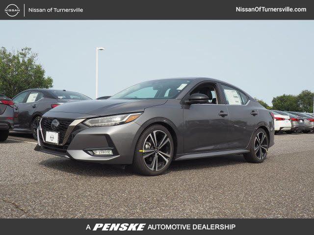 New 2020 Nissan Sentra SR CVT