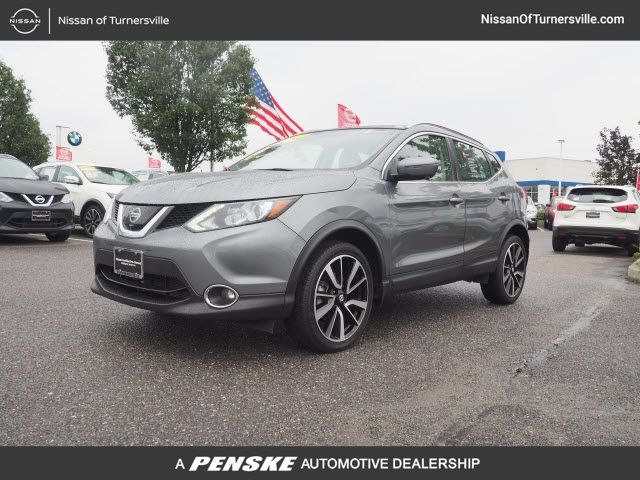 Certified Pre-Owned 2017 Nissan Rogue Sport AWD SL