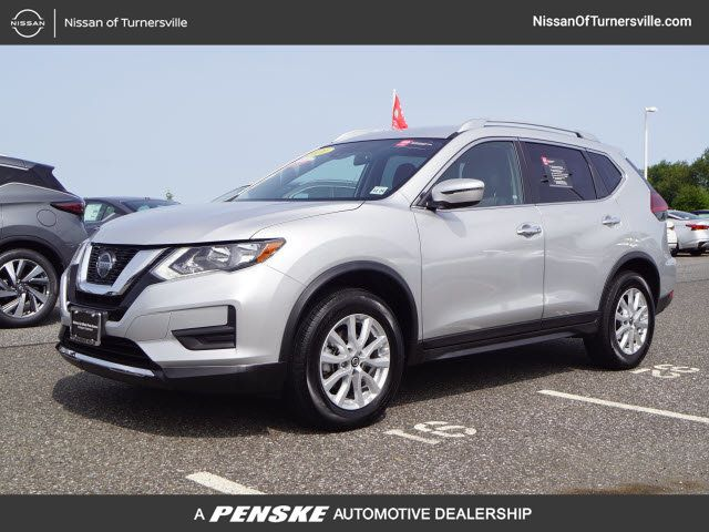 Certified Pre-Owned 2020 Nissan Rogue AWD SV