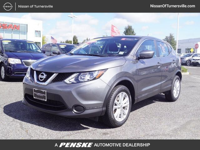 Certified Pre-Owned 2017 Nissan Rogue Sport AWD S