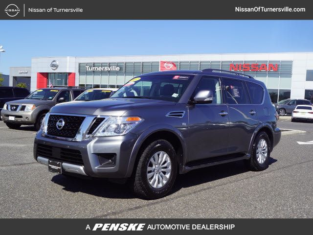Certified Pre-Owned 2017 Nissan Armada 4x4 SV