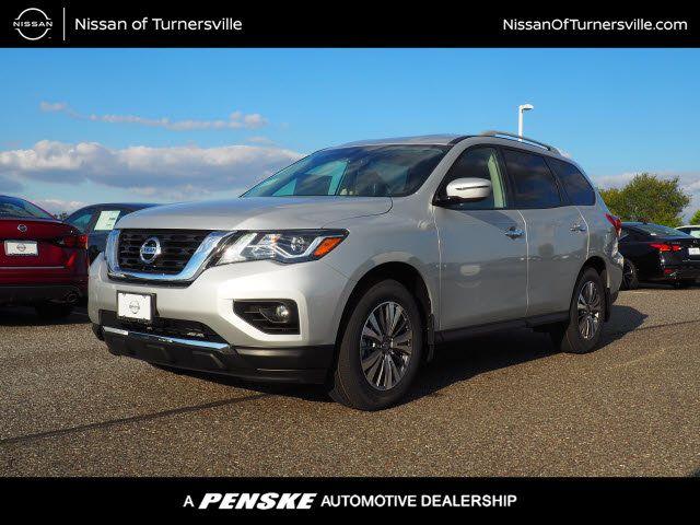 New 2020 Nissan Pathfinder 4x4 SV
