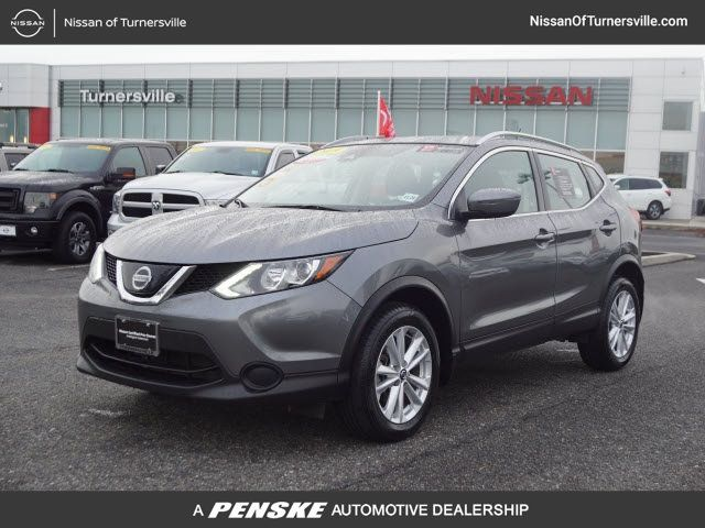 Certified Pre-Owned 2019 Nissan Rogue Sport AWD SV