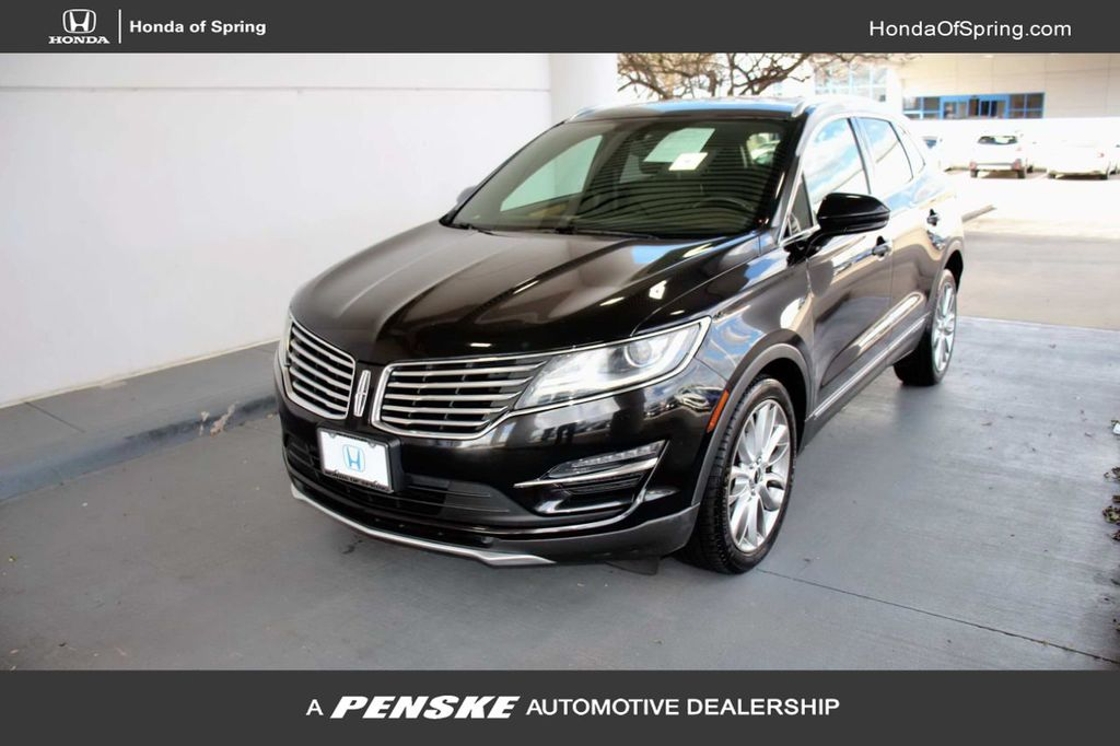 Lincoln Dealership Houston >> 2015 Used Lincoln Mkc Fwd 4dr At Spring Branch Honda Serving