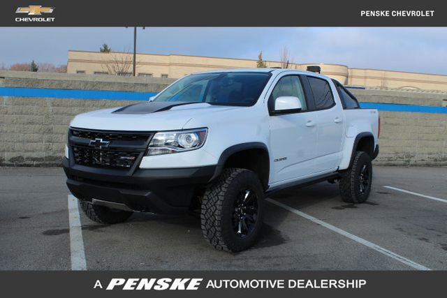 "New 2019 Chevrolet Colorado 4WD Crew Cab 128.3"" ZR2"