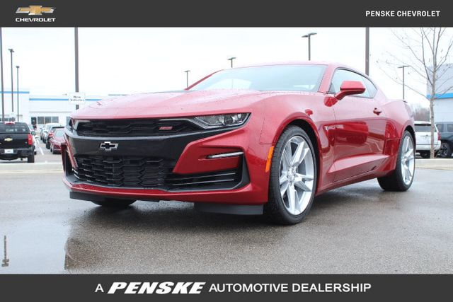 New 2019 Chevrolet Camaro 2dr Coupe SS w/1SS