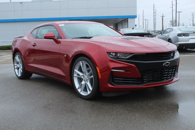 2019 Red Chevrolet Camaro  2dr Coupe SS w/1SS | Sixth Generation Camaro Photo 6