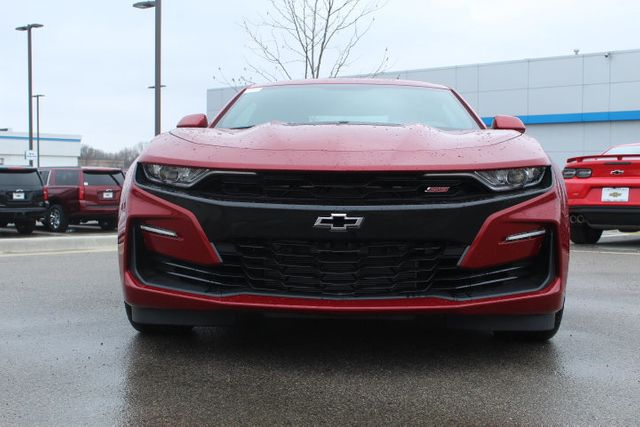 2019 Red Chevrolet Camaro  2dr Coupe SS w/1SS | Sixth Generation Camaro Photo 7