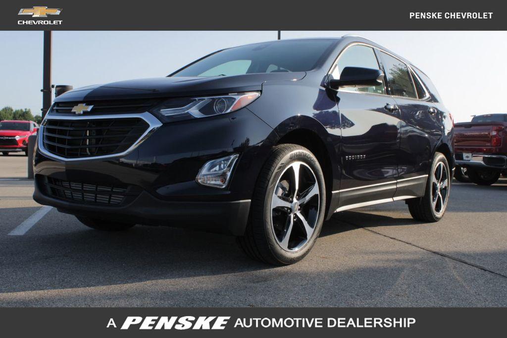 New 2020 Chevrolet Equinox FWD 4dr LT w/1LT