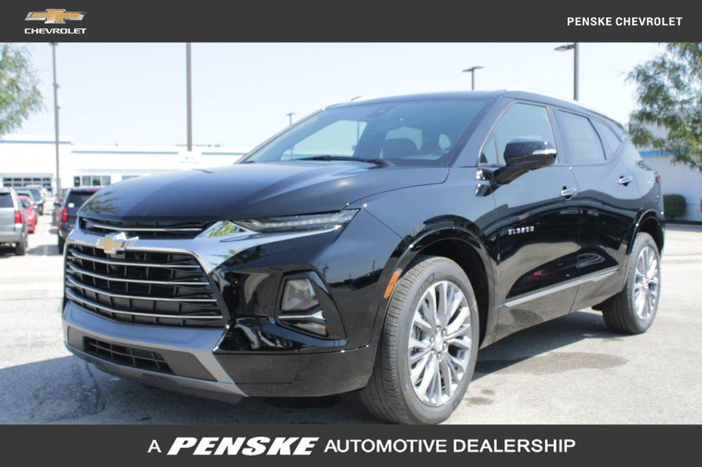 New 2019 Chevrolet Blazer AWD 4dr Premier