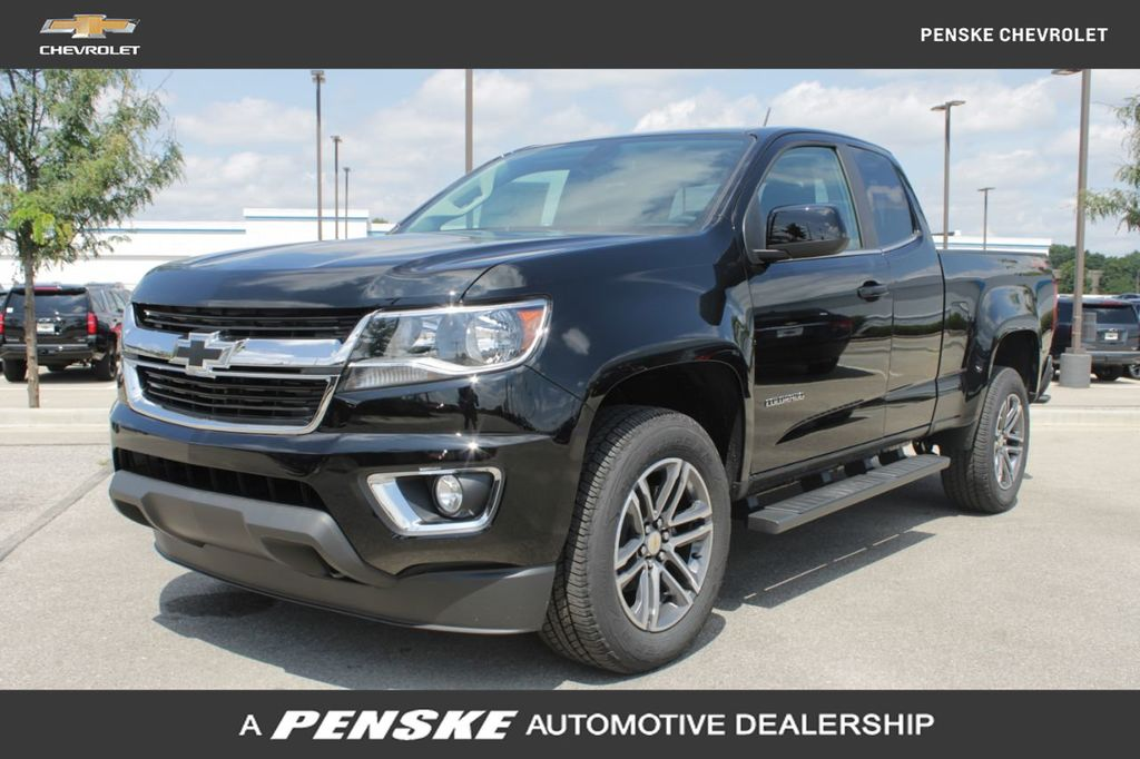New 2020 Chevrolet Colorado 4WD Ext Cab 128