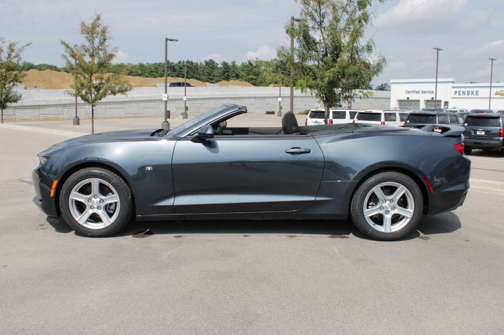2dr Convertible 1LT New Automatic Gasoline 3.6L V6 Cyl SHADOW GRY MET