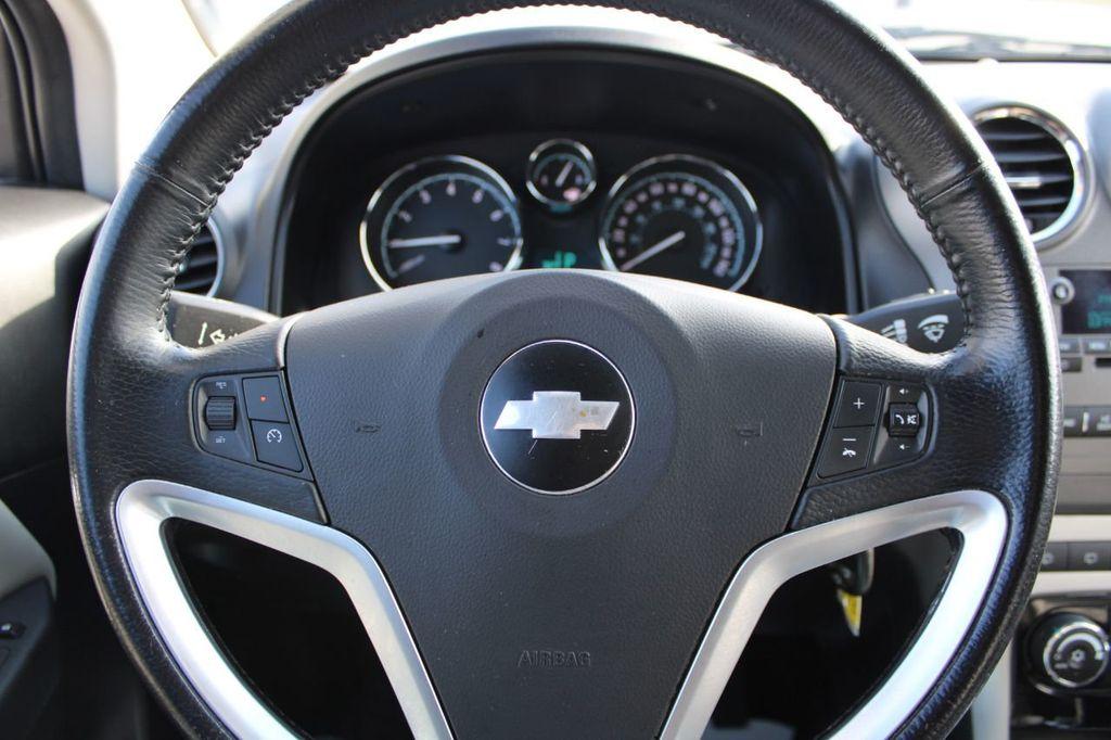 Pre-Owned 2014 Chevrolet Captiva Sport LTZ