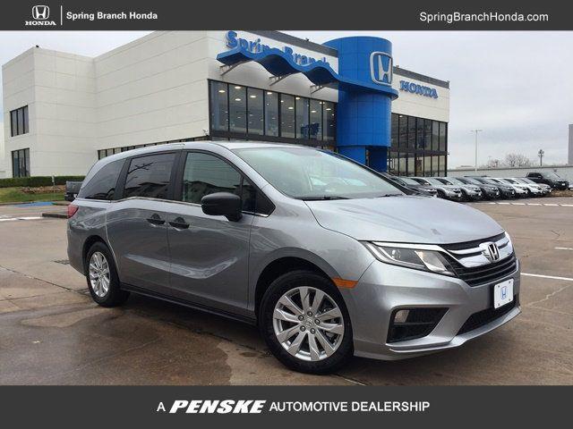 New 2019 Honda Odyssey LX Automatic