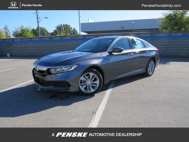 Pre-Owned 2019 Honda Accord Sedan LX 1.5T CVT