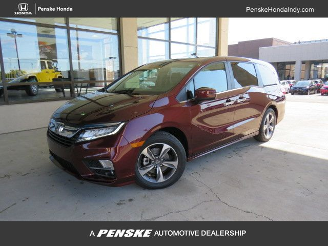 Certified Pre-Owned 2019 Honda Odyssey Touring Automatic