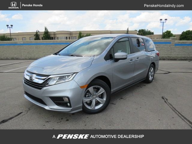Pre-Owned 2019 Honda Odyssey EX-L Automatic