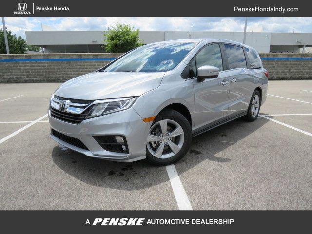 Pre-Owned 2019 Honda Odyssey EX-L w/Navi/RES Automatic