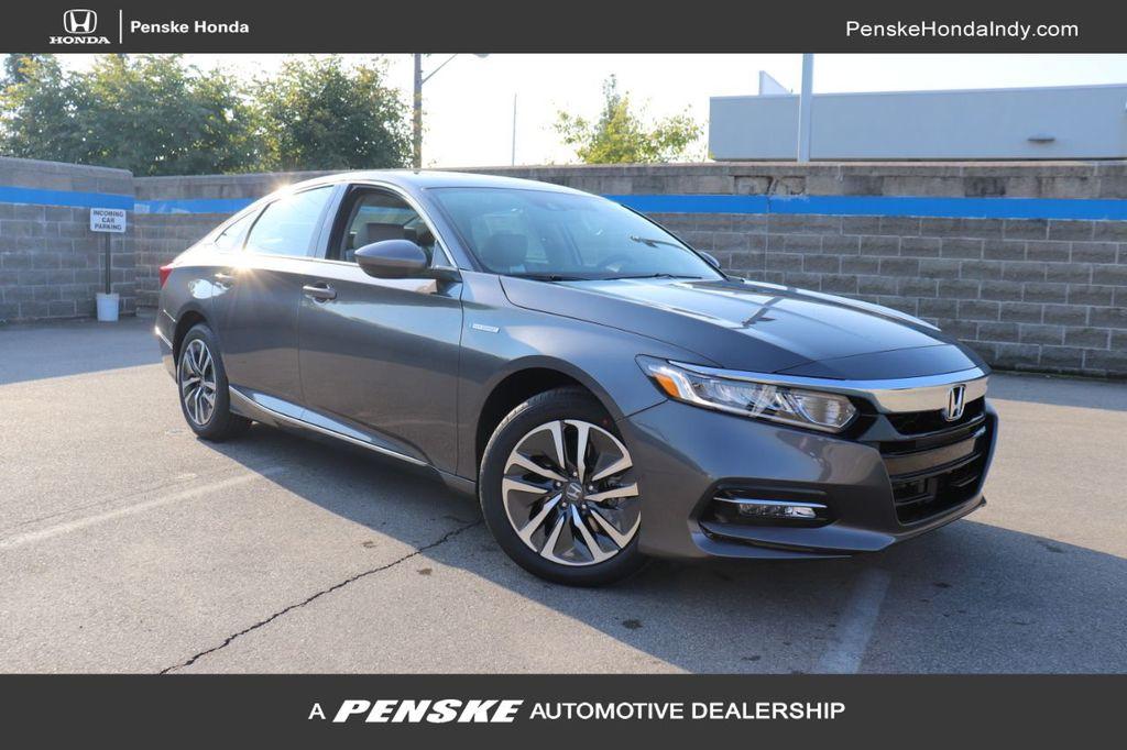 New 2020 Honda Accord Hybrid EX Hybrid Sedan